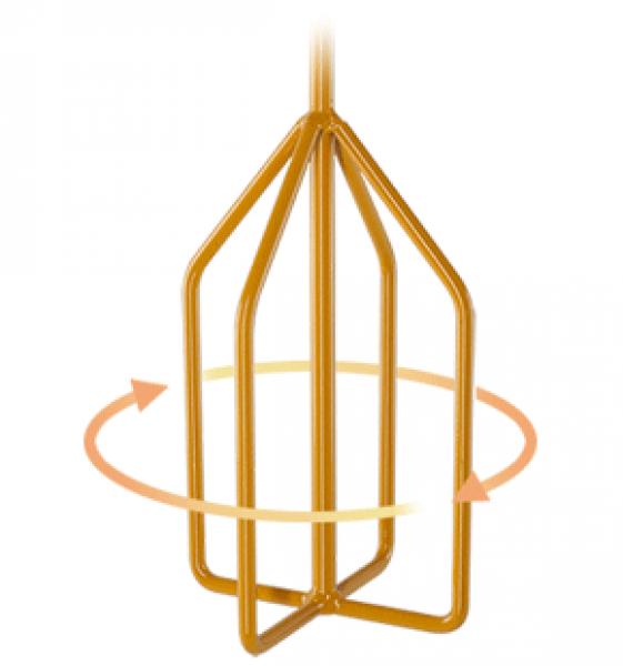 Agitateurs à « cage »