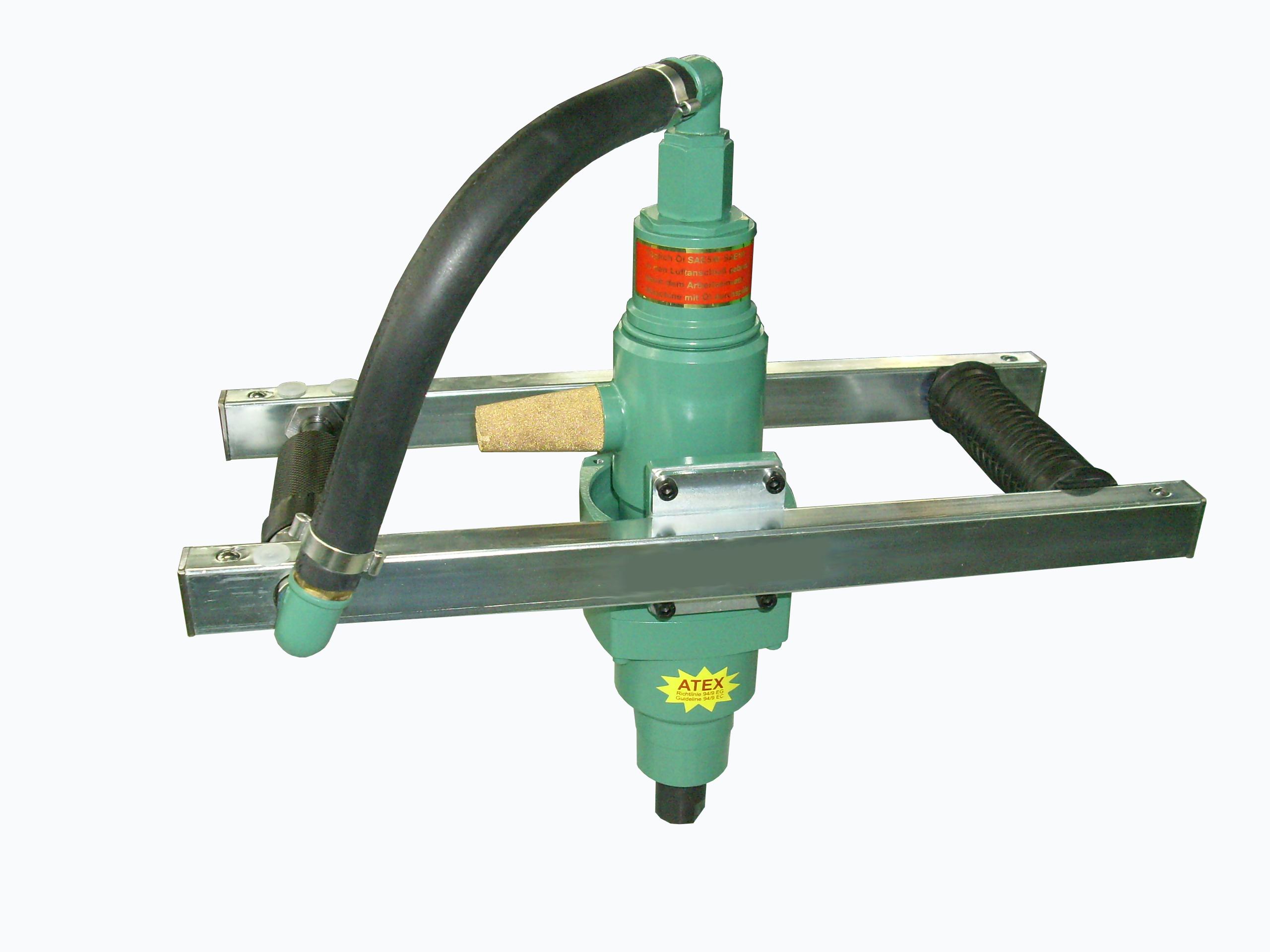 Druckluft-Rührwerk RMP 1100 ATEX I