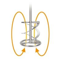 MR 4 80 SW8 V2A 2 anneaux sécurité alimentaire