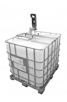IBC container traverse for power tool mixers stainless steel V2A flexible